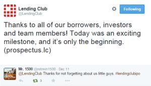 LC IPO 1500 Tweet